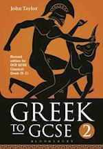 Greek to GCSE af John Taylor