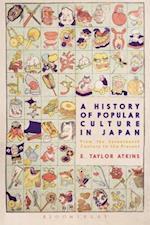 History of Popular Culture in Japan af E. Taylor Atkins
