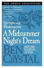 Springboard Shakespeare: A Midsummer Night's Dream (Springboard Shakespeare)