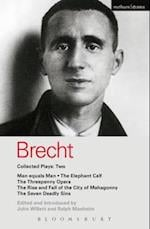 Brecht Collected Plays: 2 (World Classics)