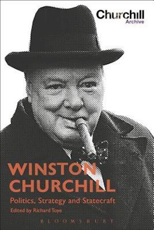 Bog, hardback Winston Churchill: Politics, Strategy and Statecraft