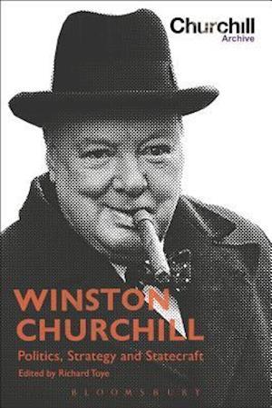 Bog, paperback Winston Churchill af Richard Toye