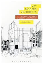 Key Modern Architects af Andrew Higgott