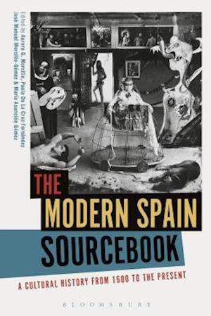 Bog, paperback The Modern Spain Sourcebook af Aurora G. Morcillo