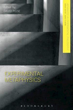 Bog, hardback Experimental Metaphysics af David Rose