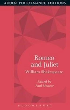Bog, paperback Romeo and Juliet af William Shakespeare