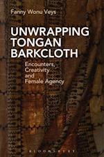 Unwrapping Tongan Barkcloth af Fanny Wonu Veys
