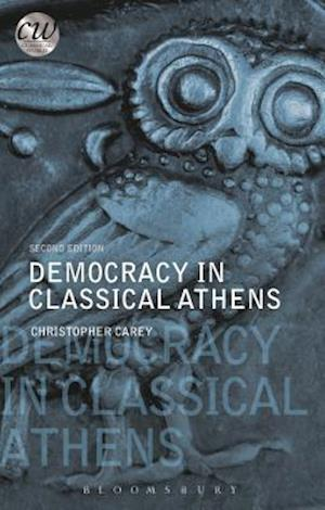 Bog, paperback Democracy in Classical Athens af Christopher Carey