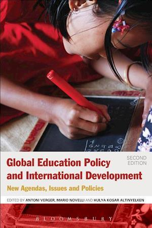 Bog, paperback Global Education Policy and International Development af Antoni Verger