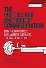 Politics and Rhetoric of Commemoration (Bloomsbury Advances in Critical Discourse Studies)