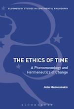 Ethics of Time (Bloomsbury Studies in Continental Philosophy)
