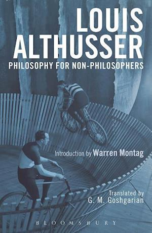 Bog, paperback Philosophy for Non-Philosophers af Louis Althusser