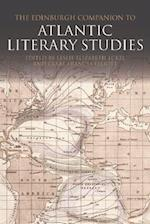 The Edinburgh Companion to Atlantic Literary Studies (Edinburgh Companions to Literature)