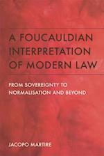 A Foucauldian Interpretation of Modern Law (Scots Language Dictionaries)