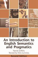 An Introduction to English Semantics and Pragmatics (Edinburgh Textbooks on the English Language)