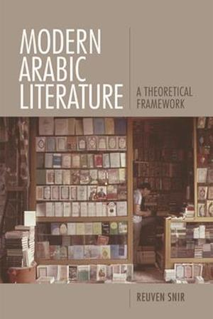 Bog, hardback Modern Arabic Literature af Reuven Snir