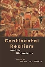 Continental Realism and its Discontents (Critical Connections)