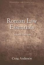 Roman Law Essentials (Edinburgh Law Essentials)