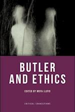 Butler and Ethics (Critical Connections Eup)