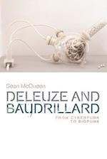 Deleuze and Baudrillard (Critical Connections)