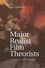 The Major Realist Film Theorists