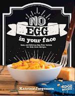 No Egg on Your Face! (Edge Books Allergy Aware Cookbooks)