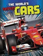 The World's Fastest Cars (Edge Books World Record Breakers)