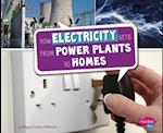 How Electricity Gets from Power Plants to Homes (Pebble Plus Here to There)