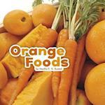 Orange Foods (Little Pebble Colourful Foods)