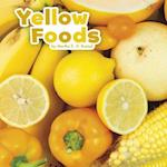 Yellow Foods (Little Pebble Colourful Foods)