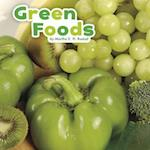 Green Foods (Little Pebble Colourful Foods)