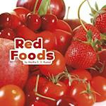 Red Foods (Little Pebble Colourful Foods)