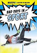 Bad Days in Sport (Ignite Whoops A History of Bad Days)