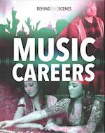 Behind-The-Scenes Music Careers (Savvy Behind the Glamour)