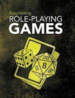 Fascinating Role-Playing Games (Blazers Cool Competitions)
