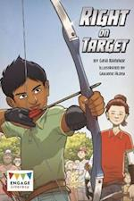 Right on Target (Engage Literacy Engage Literacy Dark Blue)