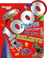 Discovery Kids 1,000 Facts You Just Won't Believe