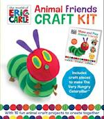 Animal Friends Craft Kit (The World of Eric Carle)