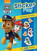Nickelodeon Paw Patrol Sticker Play Pawsome Activities af Parragon Books