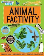 Discovery Kids Animal Factivity af Steve Parker