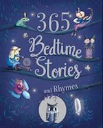 365 Bedtime Stories and Rhymes (365 Treasury)