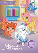 Disney Whisker Haven (Activity Book with Covermount)