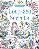 Deep-Sea Secrets (Creative Coloring)