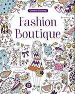 Fashion Boutique (Creative Coloring)