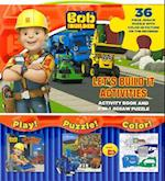 Bob the Builder (Storybook and 2 in 1 Jigsaw Puzzle)