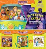 Scooby-Doo Detective Skills