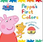 Peppa Pig Peppa's First Colors
