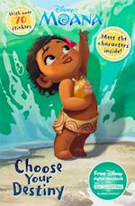 Disney Moana Choose Your Destiny (Meet the Characters)