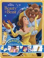 Disney Princess Beauty and the Beast Collector's Tin (Happy Tin)