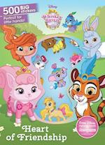 Disney Whisker Haven Tales with the Palace Pets Heart of Friendship